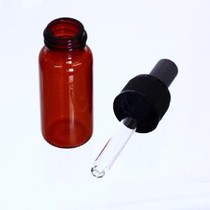 茶色遮光スポイト瓶10ml