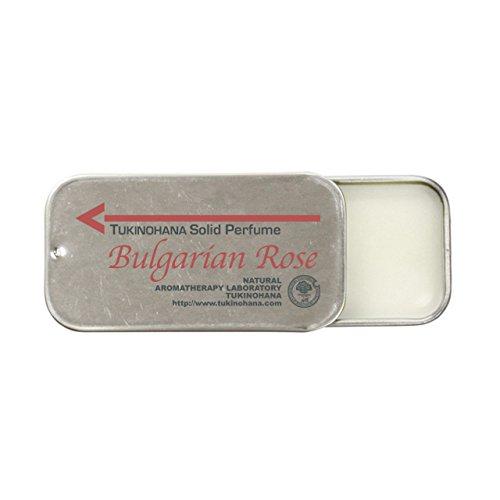 ブルガリアンローズの練り香水