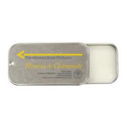ミモザ&カモミールの練り香水